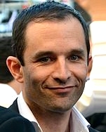 Benoît Hamon en 2012 (source: Wikimedia commons)