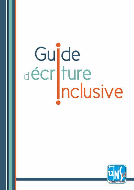 Guide d'écriture inclusive