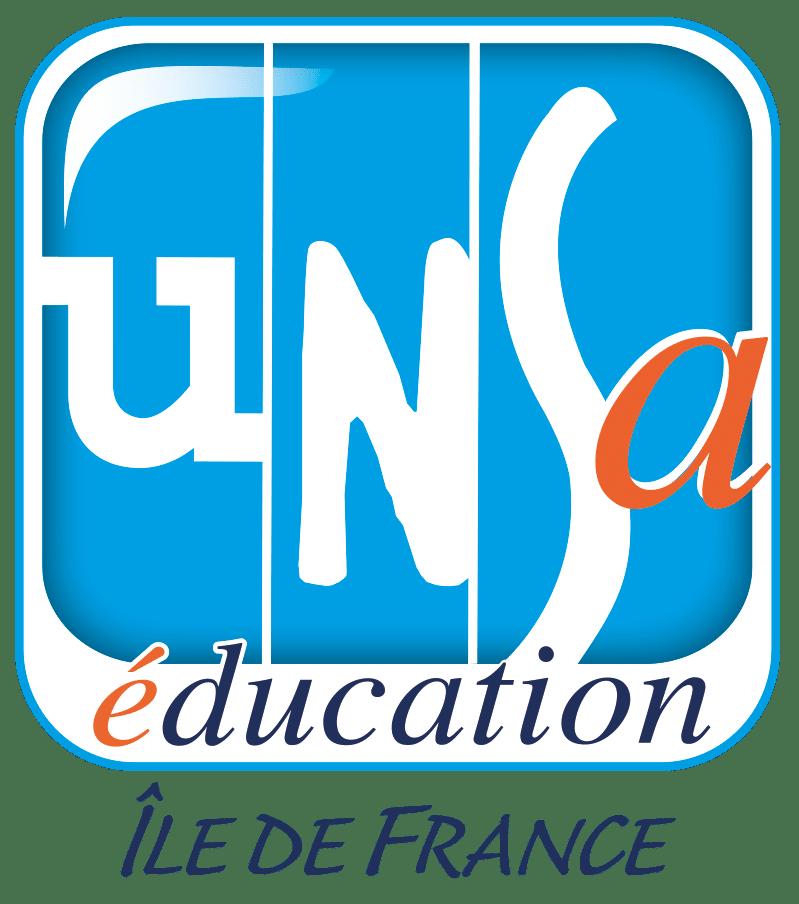 Logo-UNSA-Educ-Île-de-France