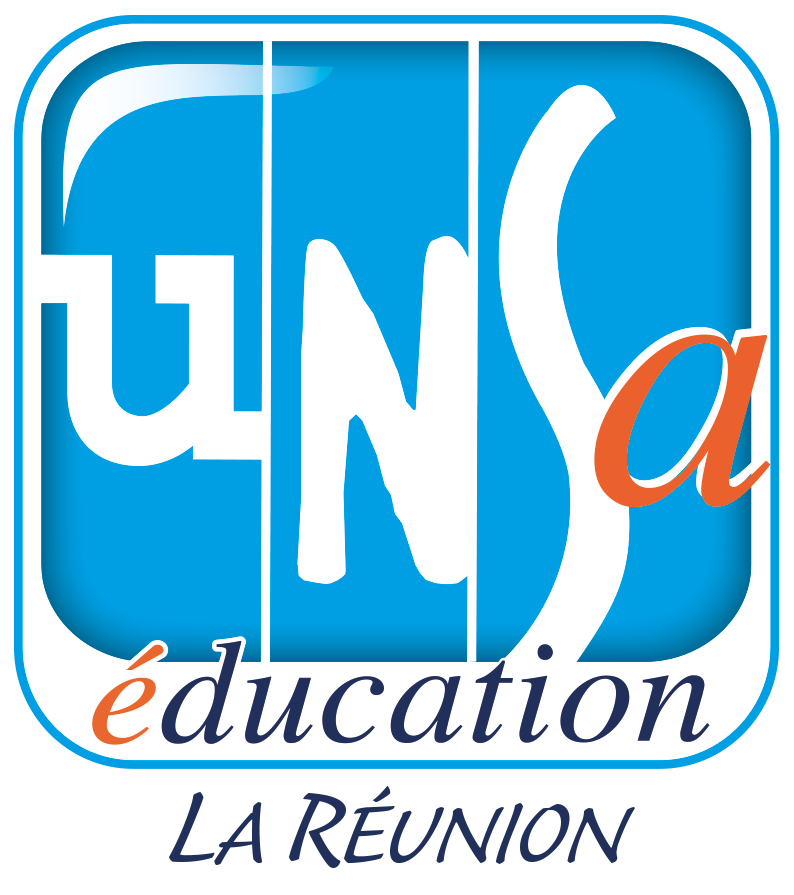Logo-UNSA-Educ-La-Réunion
