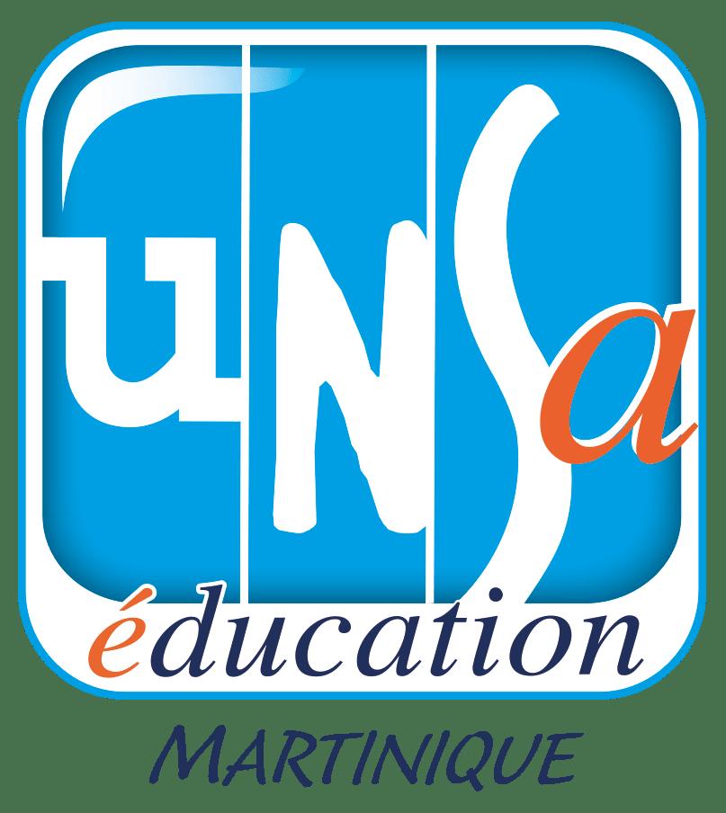 Logo-UNSA-Educ-Martinique