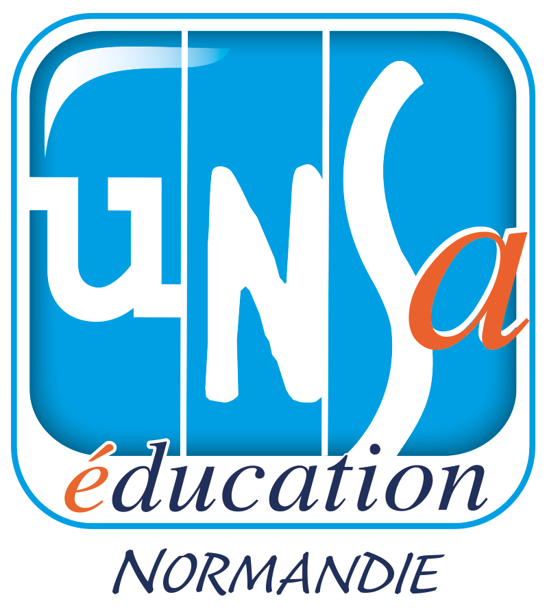 Logo-UNSA-Educ-Normandie