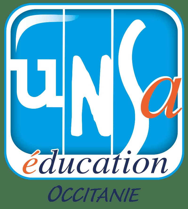 Logo-UNSA-Educ-Occitanie