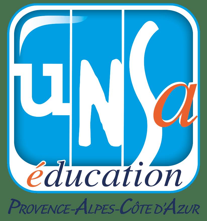 Logo-UNSA-Educ-Provence-Alpes-Côte D'Azur