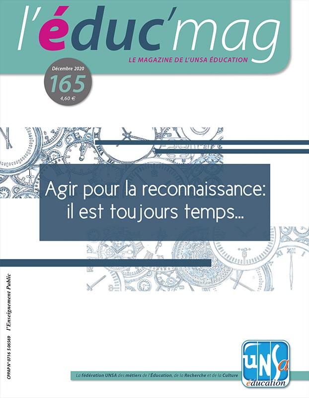L'educ mag N°165
