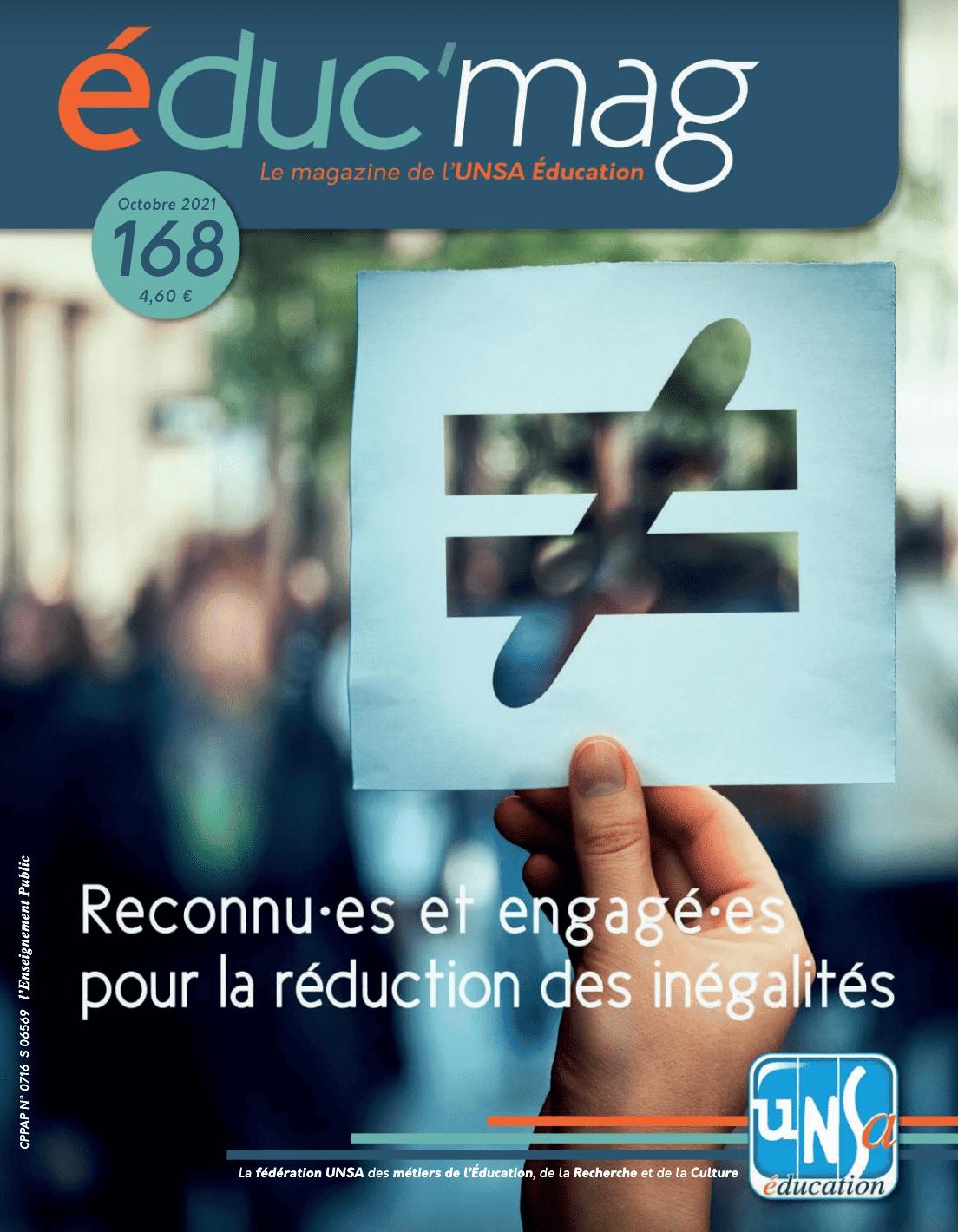 L'educ mag N°168