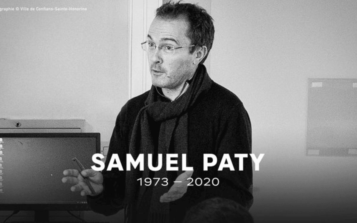 Un an après, l'hommage nécessaire à Samuel Paty