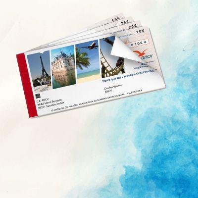 Chèques vacances : une bonification exceptionnelle de 60€ en 2021